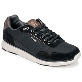 Kappa  PRIAM  men's Shoes (Trainers) in Black