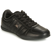 Kappa  VIRANO  men's Shoes (Trainers) in Black