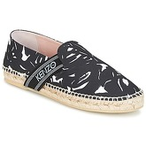 Kenzo  KAPRI  women's Espadrilles / Casual Shoes in Black