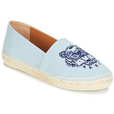 Kenzo  CLASSIC ESPADRILLES  women's Espadrilles / Casual Shoes in Blue