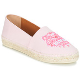 Kenzo  CLASSIC ESPADRILLES  women's Espadrilles / Casual Shoes in Pink