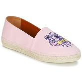 Kenzo  CLASSIC ESPADRILLES TIGER  women's Espadrilles / Casual Shoes in Pink