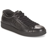 Kenzo  TENNIX  men's Shoes (Trainers) in Black