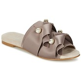 KG by Kurt Geiger  NAOMI  women's Mules / Casual Shoes in Brown