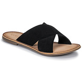 Kickers  DIAZ  women's Mules / Casual Shoes in Black