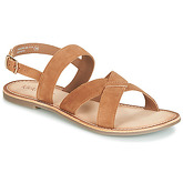Kickers  DIBA  women's Mules / Casual Shoes in Brown