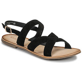 Kickers  DIBA  women's Sandals in Black