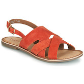 Kickers  DILANI  women's Sandals in Orange