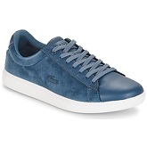 Lacoste  CARNABY EVO 318 8  women's Shoes (Trainers) in Blue