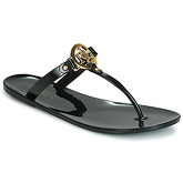 Lauren Ralph Lauren  SARAHFINA  women's Flip flops / Sandals (Shoes) in Black