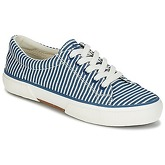 Lauren Ralph Lauren  JOLIE  women's Shoes (Trainers) in Blue