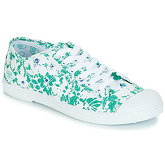 Le Temps des Cerises  BASIC 02  women's Shoes (Trainers) in White
