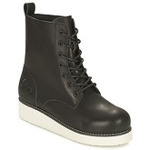 Lola Ramona  PEGGY  women's Mid Boots in Black