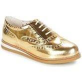 Lola Ramona  CECILIA  women's Casual Shoes in Gold