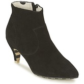 Lola Ramona  KITTEN  women's Low Ankle Boots in Black