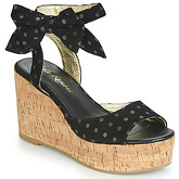 Lola Ramona  NINA  women's Sandals in Black