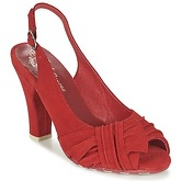 Lola Ramona  JUNE  women's Sandals in Red