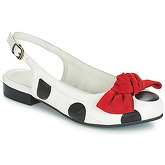 Lola Ramona  PENNY  women's Sandals in White