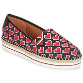 Love Moschino  JA10103G15  women's Espadrilles / Casual Shoes in Black