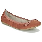 LPB Shoes  ELLA VELOUR  women's Shoes (Pumps / Ballerinas) in Pink