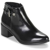 LPB Shoes  JOSEPHINE  women's Low Ankle Boots in Black
