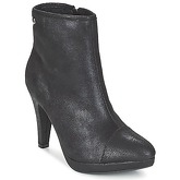 LPB Shoes  AUDE  women's Low Ankle Boots in Black
