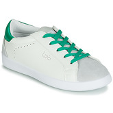 LPB Shoes  ABIGAELE  women's Shoes (Trainers) in White