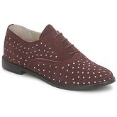 Meline  DERMION BIS  women's Smart / Formal Shoes in Red