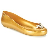 Melissa  VW SPACE LOVE 20 Honey bee  women's Shoes (Pumps / Ballerinas) in multicolour