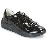 Mellow Yellow  AVAGOLF  women's Casual Shoes in Black