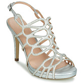 Menbur  VENTAROLI  women's Sandals in Silver