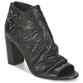 Mimmu  STROPPI  women's Low Ankle Boots in Black