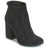 Mimmu  COSMO  women's Low Ankle Boots in Black