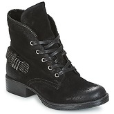 Mjus  NORTON ZIP  women's Mid Boots in Black