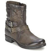 Mjus  YEDDY  women's Mid Boots in Brown