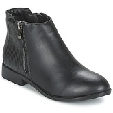 Moony Mood  FILOUFE  women's Mid Boots in Black