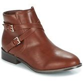 Moony Mood  GARCO  women's Mid Boots in Brown