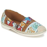 Moony Mood  ELASTO  women's Espadrilles / Casual Shoes in Multicolour