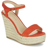 Moony Mood  IPALA  women's Sandals in Orange