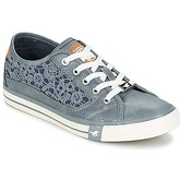Mustang  RADIANTA  women's Shoes (Trainers) in Grey