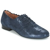Myma  KILEVI  women's Casual Shoes in Blue
