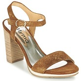 Myma  MARCAS  women's Sandals in Brown