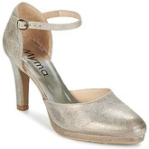 Myma  LUBBO  women's Sandals in Silver