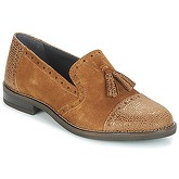 Myma  PISAN  women's Loafers / Casual Shoes in Brown