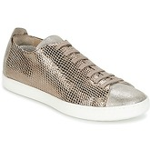 Myma  BURLITO  women's Shoes (Trainers) in Gold