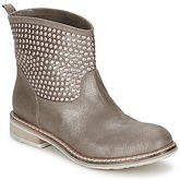 Now  TIONA  women's Mid Boots in Brown