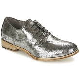 Now  SMOGY  women's Mid Boots in Silver