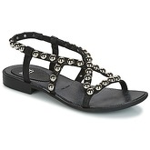 Now  SANTIAGO  women's Sandals in Black
