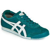 Onitsuka Tiger  MEXICO 66 SPRUCE  women's Shoes (Trainers) in Green