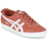 Onitsuka Tiger  MEXICO DELEGATION  women's Shoes (Trainers) in Orange